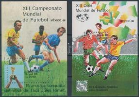 1985 FIFA World Cup block + 1986 block, 1985 Labdarúgó VB blokk + 1986 blokk