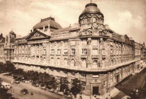 Budapest V. Pesti Magyar Kereskedelmi Bank székháza (vágott / cut)