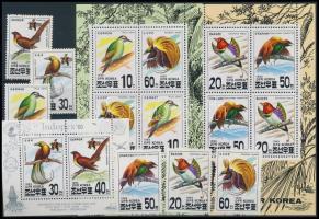 Stamp Exhibition set + mini sheet set, Bélyegkiállítás sor + kisívsor