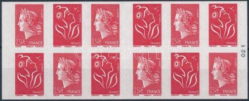 5th Republic stamp-booklet V. Köztársaság bélyegfüzet