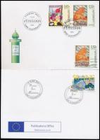 2000-2003 6 FDC, 2000-2003 6 klf FDC