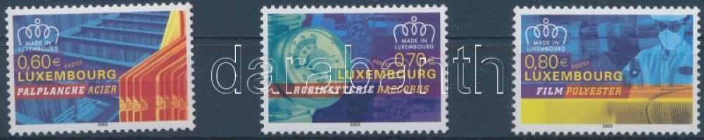 Luxembourg products (I) set, Luxemburgi termékek (I) sor