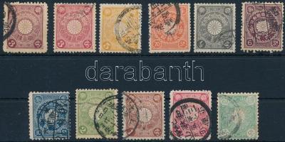 1899-1906 11 klf régi bélyeg