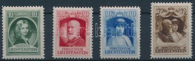 Prince Franz I. set I. Ferenc herceg sor