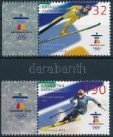 2010 Téli olimpia, Vancouver ívszéli sor Mi 671-672