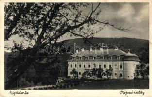 Nógrádverőce, Migazzi kastély (EK)