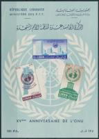 UN block ENSZ blokk