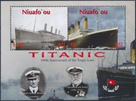 Titanic block, Titanic blokk