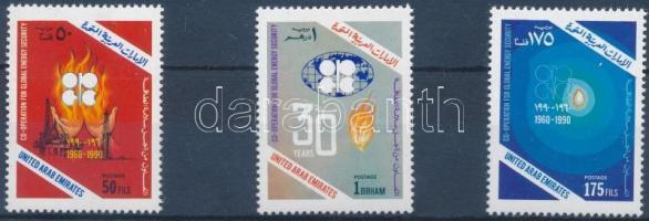 1990 OPEC sor Mi 316-318