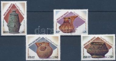 1994 Régészeti leletek Al Ghusais, Dubai sor Mi 449-452