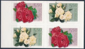 Definitive self-adhesive stamp-booklet sheet, Forgalmi öntapadós bélyegfüzetlap