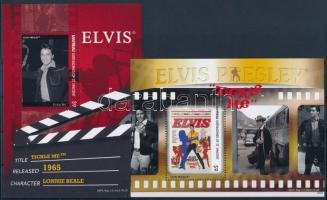 Elvis Presley blockset, Elvis Presley blokksor