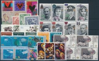 36 diff stamps + 2 blocks, 36 klf bélyeg + 2 blokk