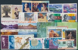 29 diff stamps + blocks 29 klf bélyeg + blokk