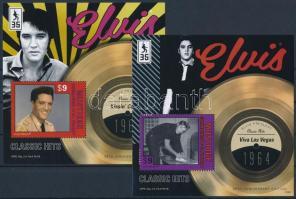 2012 Elvis Presley blokksor, 4 klf blokk