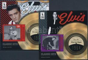 Elvis Presley 4 blocks, Elvis Presley blokksor, 4 klf blokk