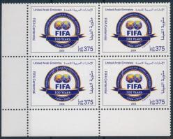 2004 Labdarúgás, FIFA ívsarki négyestömb Mi 755