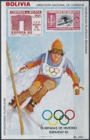 1984 Téli Olimpia blokk Mi 136