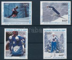 Winter Olympic games set, Téli Olimpia sor