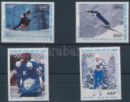 Winter olimpics set, Téli Olimpia sor