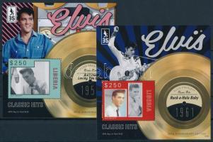 Elvis block set Elvis Presley blokksor