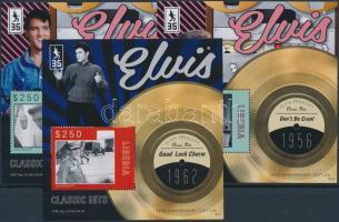 Elvis Presley blockset Elvis Presley blokksor