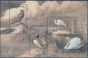 Endangered Animals: Birds block, Veszélyeztetett állatok: Madarak blokk