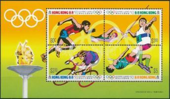Summer Olympics block Nyári olimpia blokk