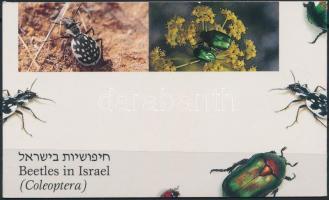 Bogarak bélyegfüzet, Bugs stamp-booklet