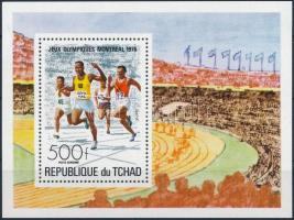 1976 Olimpia blokk Mi 65