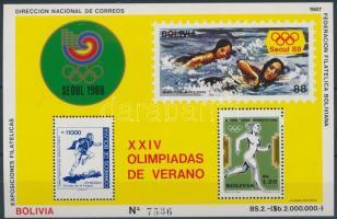 Summer Olympics, Seoul block, Nyári Olimpia, Szöul blokk