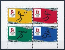 2007 Olimpia kisív Mi 1787-1790