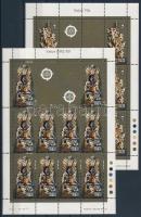 1978 Europa CEPT: Történelmi épületek kisívsor Mi 569-570