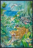 Wildlife block Állatvilág blokk
