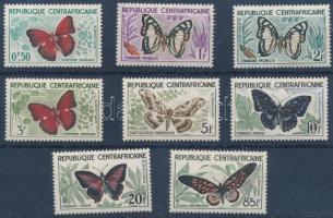 Butterfly  2 sets, Lepkék 2 db sor 2 stecklapon