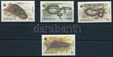 WWF: Jamaican boa set, WWF: Jamaikai boa sor