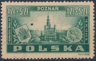 Postal Congress, Postai kongresszus bélyeg