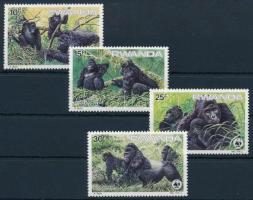 WWF Mountain gorilla set, WWF: Hegyi gorilla sor