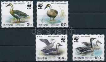 WWF Chinese swarm set, WWF: Kínai hattyúlúd sor