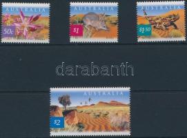 Wildlife of Austrailian desert set, Állatok és növények az ausztrál sivatagi területeken sor