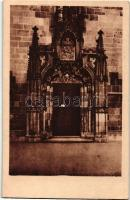 Kosice; dome's western gate, Kassa, Kosice; dóm nyugati kapuja