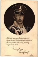 Wilhelm, German Crown Prince. Verlag von Gustav Liersch & Co. Berlin