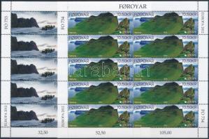 2012 Europa CEPT: Turizmus kisívsor Mi 753-754