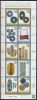 A Világbank és a Nemzetközi Valutaalap éves főgyűlése - régi pénzek kisív, The World Bank and the International Monetary Fund's annual meeting - old money mini sheet