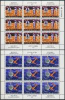 1971 Űrkutatás kisívsor Mi 1409-1414