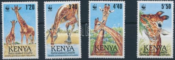 WWF Giraffe set, WWF: Recés zsiráf sor