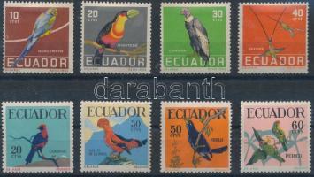 Tropical Birds 2 set, Trópusi madarak 2 db sor