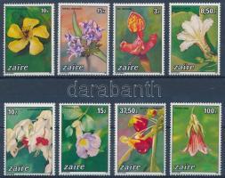 1984 Virágok sor Mi 853-856