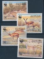 WWF: Gazelle set, WWF: Gazellák sor