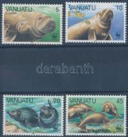 WWF Dugong set WWF Dugong sor